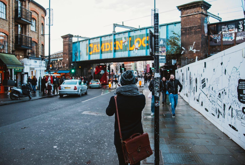 Sights And Attractions near Camden Lock Market
