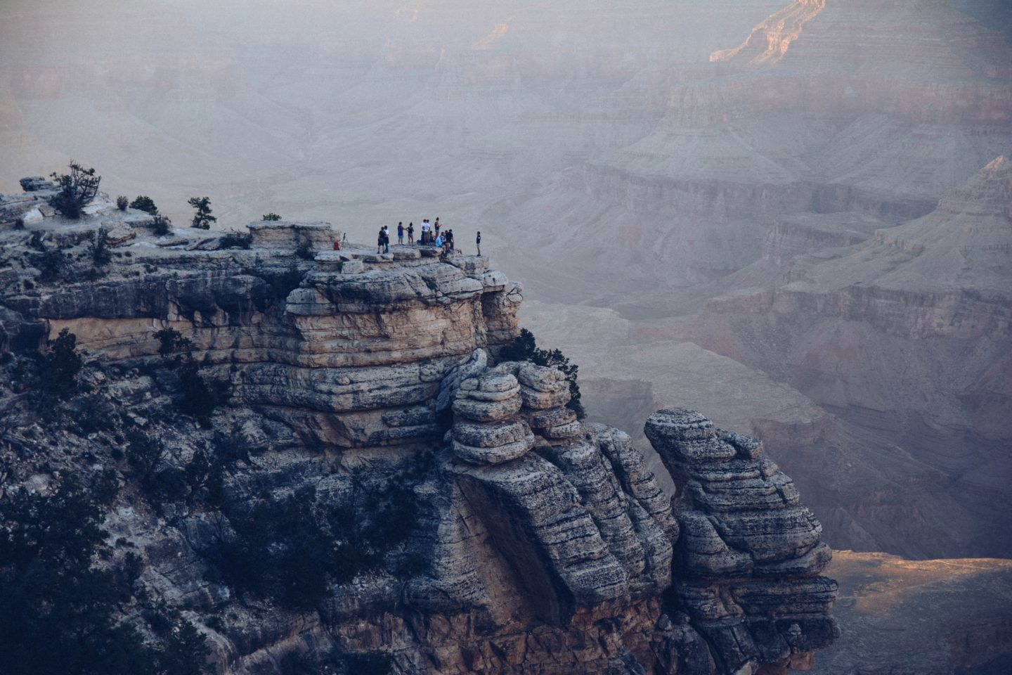 Exploring Trails in Grand Canyon National Park